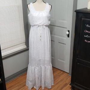 Maurices Plus Boho Maxi Dress